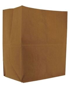 Shopping Bag brown 1 6 Bbl pk 500 G7050897