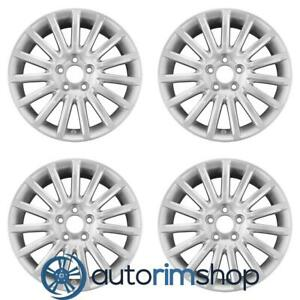 Volvo S60 S80 V70 Xc70 1998 2013 17 Factory Oem Wheels Rims Set Regor