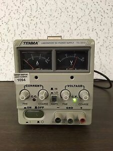 Tenma 72 2010 Dc Power Supply