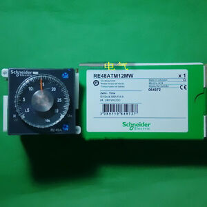 1pc New Zelio Time Re48atm12mw