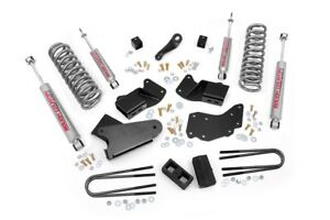 Rough Country 83 97 Ford Ranger 2wd 4 Suspension Lift Kit Premium N2 0 515 20