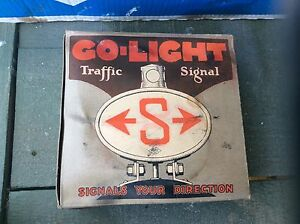 Vintage Nos Stop Light Signal Flathead1932 1933 1934 1935 1936 Ford Chevy Dodge