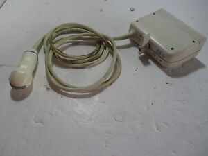 Philips Hp Agilent C8 5 14r Curved Array Ultrasound Transducer Probe