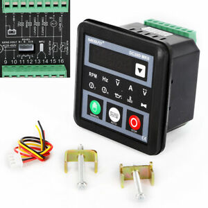 New Dc20d Mkii Genset Controller Module For Diesel gasoline Engine Generator