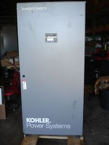 Kohler Kcs dcta 1000s Automatic Transfer Switch Mpac 1500 1000 Amp 208v 3p New