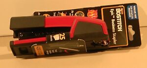 Stanley Bostitch Epic Business Stapler In Red 420 Staples Included New