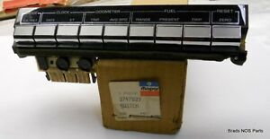 Nos Mopar 1981 1983 Chrysler Imperial Electronic Dash Instrument New In The Box