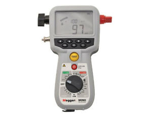 Megger Bd 59092 Mom2 Hand held 200 A Micro ohmmeter