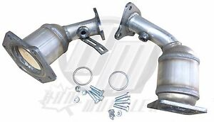 Fits Nissan Murano 3 5l Bank1 Bank1 Manifold Catalytic Converters 2008 2012