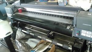 Hp 9000s Designjet For Parts Or To Be Reburbished
