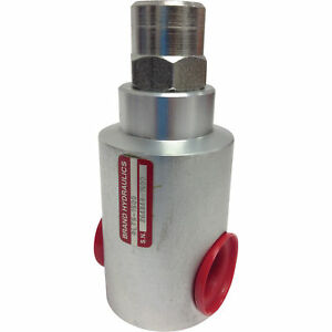 Brand Hydraulic In line Relief Valve 30 Gpm Flow Rate rl75 2000