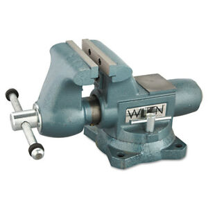 Jet 63201 6 1 2 In Width Tradesman Cast iron Vise With Swivel Base New
