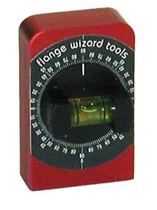 Flange Wizard L 2 Degree Levels 2 3 8 1 Vial