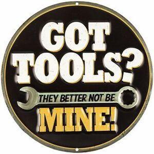 Got Tools Vintage Style Metal Signs Man Cave Garage Decor 69