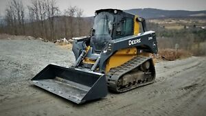 2012 Cat 272c Skid Steer Xps High Flow Cat Hm312 Forestry Mulcher We Finance