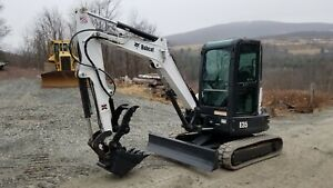 Bobcat T770 Track Skid Steer Fully Loaded High Flow Diamond Forestry Mulcher