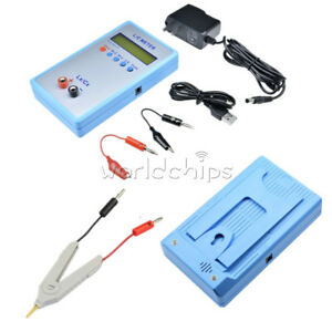 Electric Handheld Capacitance Inductance L c Meter Lcr Lc200a Multimeter Bridge
