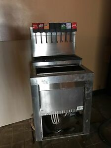 Soda coke Fountain Dispenser