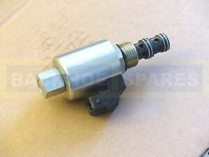 Jcb Parts Solenoid Valve Assembly part No 25 105200