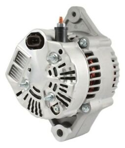 New 12 Volt Alternator Fits 1998 on Toyota Lift Truck 7fd10 7fd14 1dz Engine
