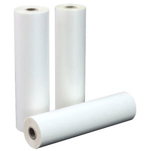 10 Mil Thermal Clear Laminating Rolls 25 X 100 Box Of 2