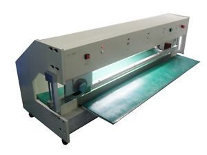 Blade Moving Pcb Separator Cutter Cutting Mchine 900mm 250w