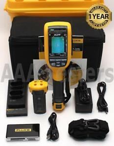 Fluke Ti125 30hz 160 X 120 Infrared Thermal Imaging Camera Ir Imager Ti 125