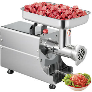 Kitchen Heavy Duty Stainless Steel Electric Meat Grinder 80kg h