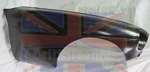Mg Mgb Gt Right Hand Front Fender 1967 1968 Brown