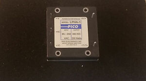 Pico Electronics Power Factor Module Lpha 1 Vac To 365 Vdc 250w Nos c11b1