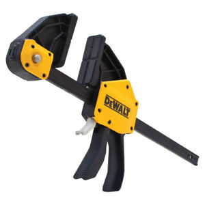 Dewalt 12 In Extra Large Trigger Clamp Dwht83185 New