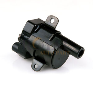 Round Ignition Coil On Plug Pack For Chevrolet Silverado Avalanche D585 Uf262