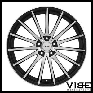 20 Tsw Chicane Machined Concave Wheels Rims Fits Lexus Isf