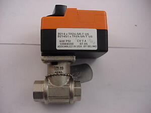 Belimo Tr24 sr t Us Actuator 1 2 Ships On The Same Day Of The Purchase