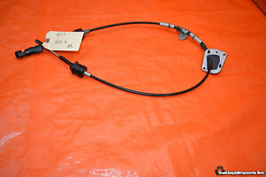 08 15 Lancer Evolution X Mr Oem Tc sst Shifter Cable Evox