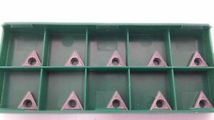 New World Products Tpmt 21 52 Aa Mp4 C5 Carbide Inserts Uncoated 10pcs Tpmt 2152