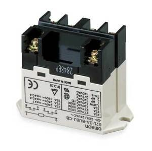 Enclosed Power Relay 10pin 24vdc 3pst