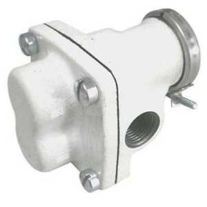 Gear Pump Head Nsf Listed Dayton 6dhh8