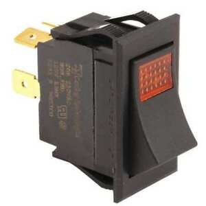 Lighted Rocker Switch Cres Cor 0808113k