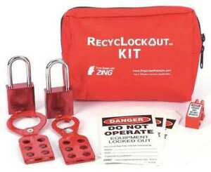 Zing 2731 Lockout Kit filled electrical