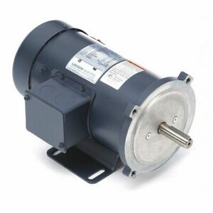 Leeson 098008 00 Dc Permanent Magnet Motor 2 5a 1 2 Hp G4608698