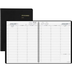 At a glance Weekly Appointment Book 709500518