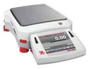 Digital Compact Bench Scale 2200g Capacity Ohaus Ex2202