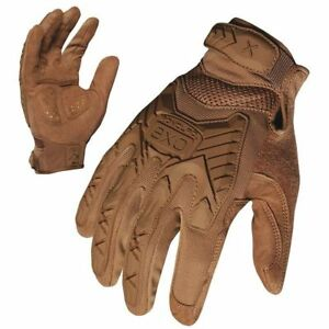 Tactical Glove size M coyote Brown pr Ironclad G exticoy 03 m