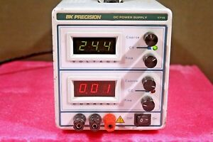 Bk Precision Model 1715 Dc Power Supply Free Us Ship