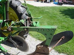 John Deere H5 Integral Plow For John Deere Model H Tractor