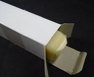New Vwr Plastic Polystyrene 20ml Disposable Antistatic Weigh Boats lot Of 500
