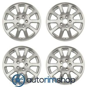 New 17 Replacement Wheels Rims For Buick Rendezvous 2005 2007 Set