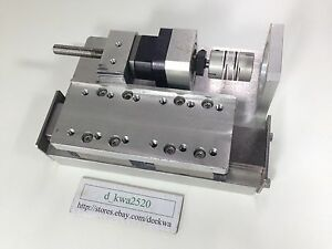Linear Stage Axis Nsk Ball Screw Linear Slide Le12
