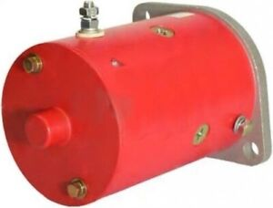 New Snow Plow Motor Pump For Western Mkw4009 1981 up